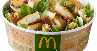 caesar salad mcdonald's