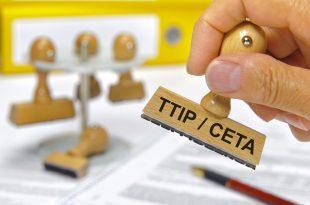 TTIP CETA Freihandelsabkommen zwischen USA und EU