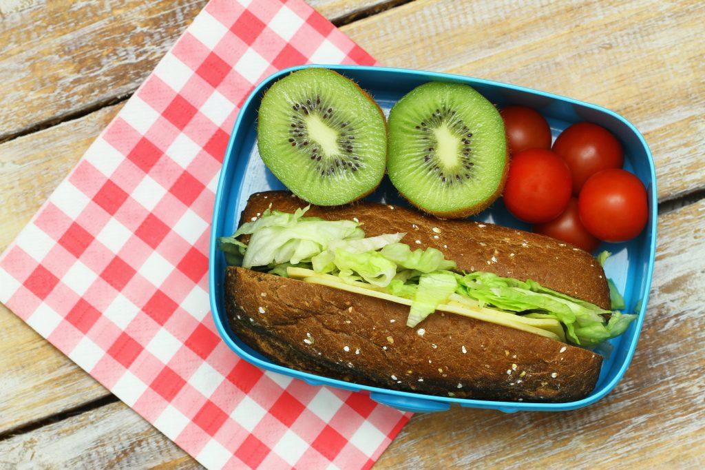 panino frutta verdura lunch box bento schiscetta