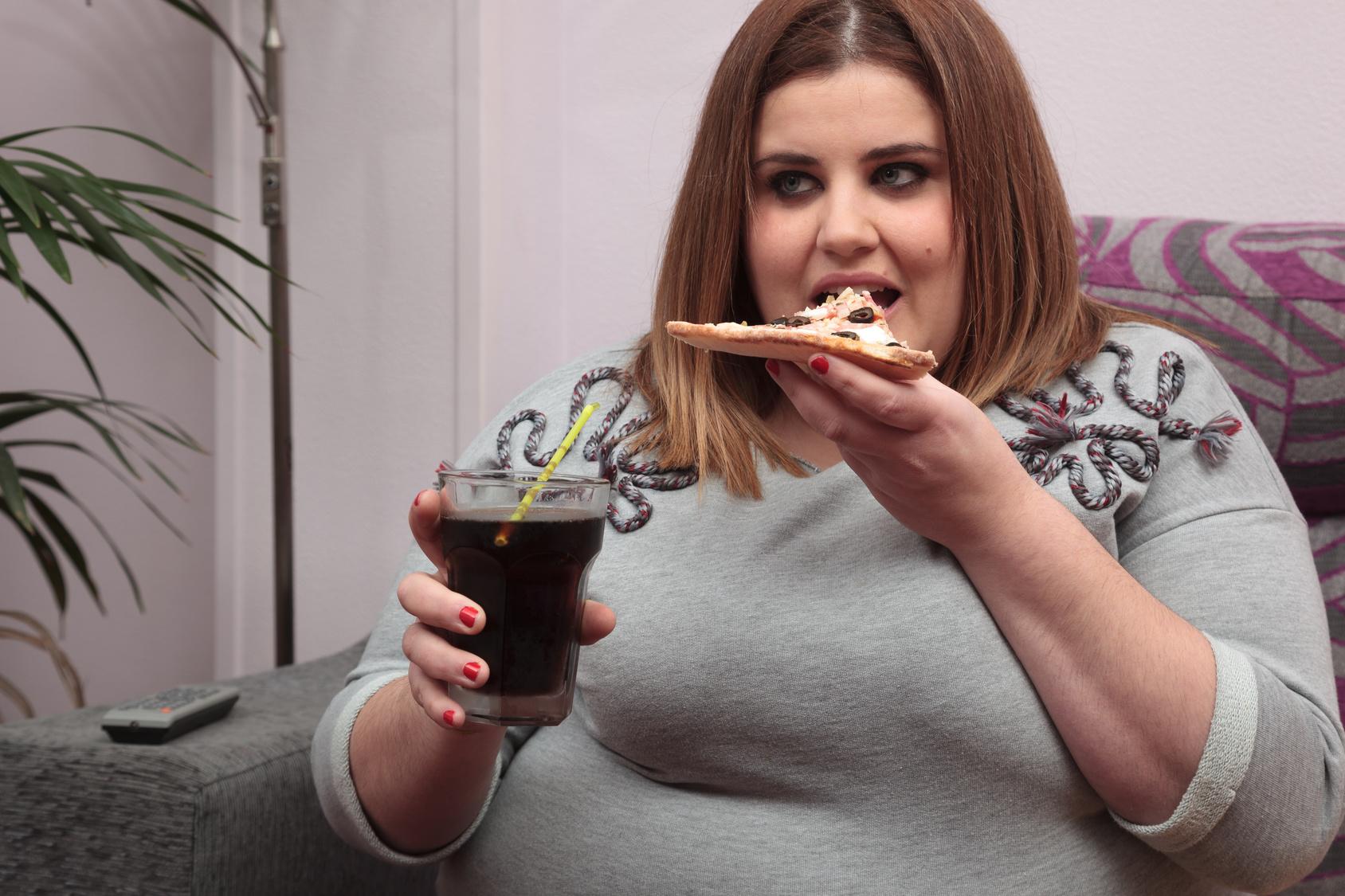obesità, sovrappeso bibite