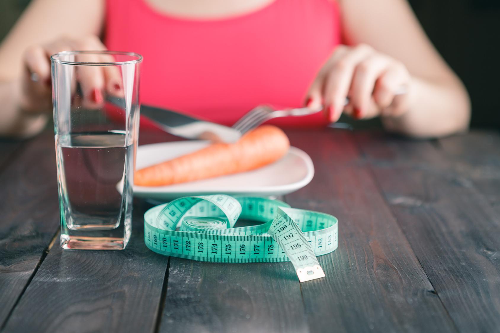 dieta regime alimentare digiuno