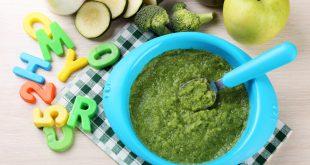 pappa bambini omogeneizzato broccoli