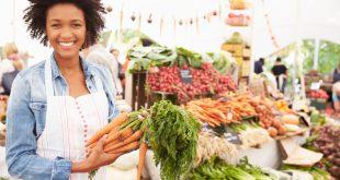 frutta e verdura mercato