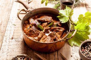 carne stufato gulasch