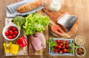 alimenti cibo dieta verdure pollo pesce salute
