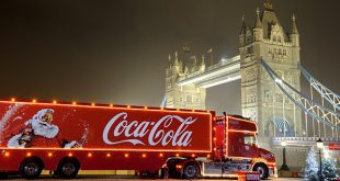 Coca-Cola Christmas Truck Tour1