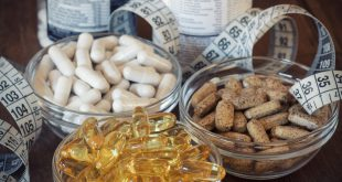 Nutritional supplements in capsules and tablets.