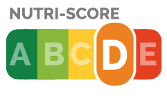 nutri-score D arancione