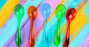 plastica cucchiai