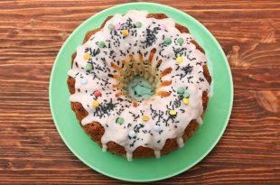 torta glassa dolci