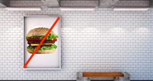 mockup billboard in the subway. 3d.