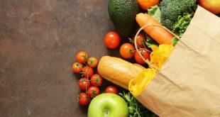 frutta verdura sacchetto carta
