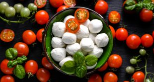 mozzarelline mozzarella pomodorini
