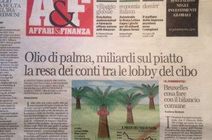 La Repubblica Archives Il Fatto Alimentare