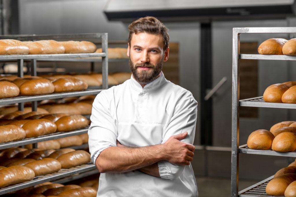 pão de supermercado