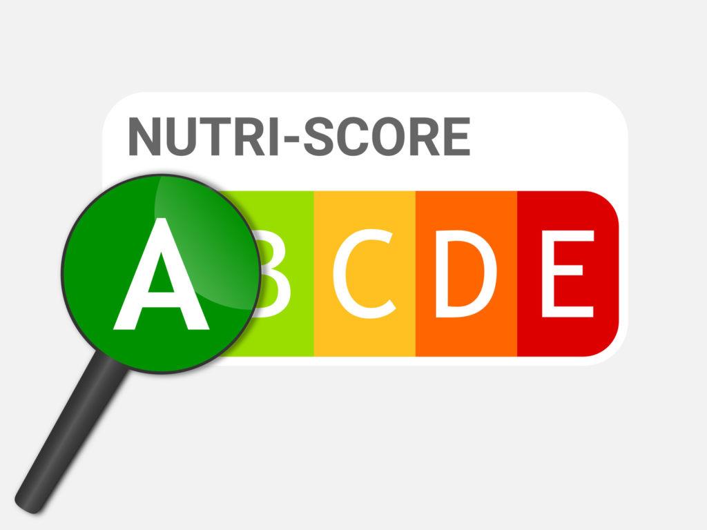 loupe nutri-score - nutriscore etichette a semaforo