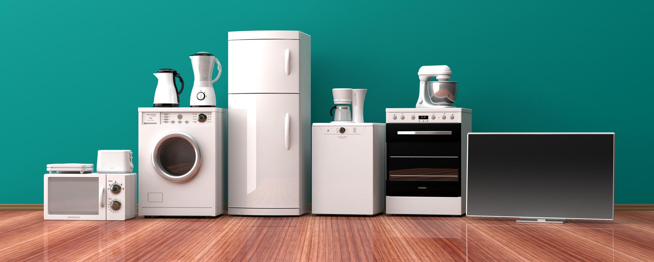 Elettrodomestici: tutte le marche più affidabili sul lungo periodo