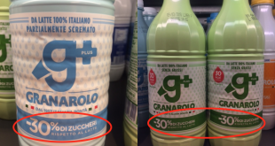 granarolo g+ frigo magro parzialmente scremato