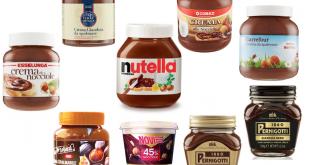 nutella creme nocciola cacao spalmabili novi pernigotti