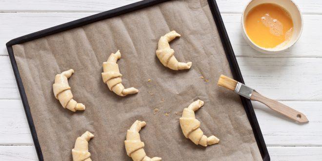 pasta sfoglia croissant brioches