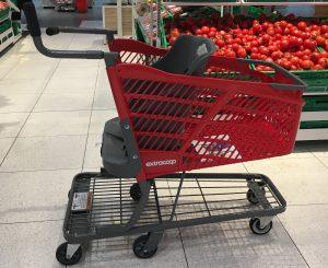 Carrello supermercato Caroline's Cart