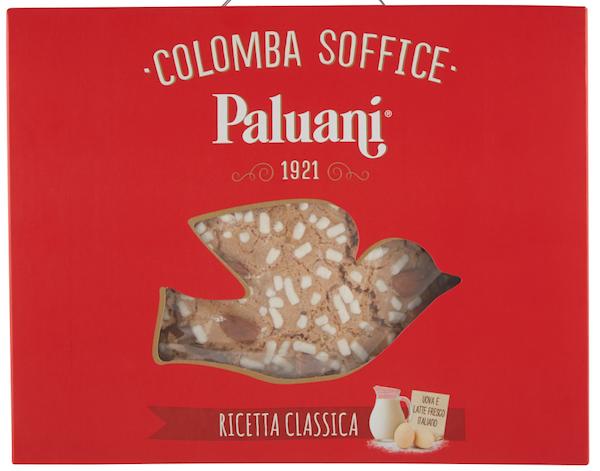 colomba soffice Paluani