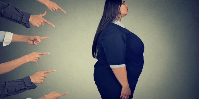 obesità sovrappeso dieta grassofobia