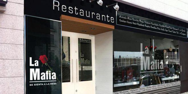 la mafia ristorante spagna