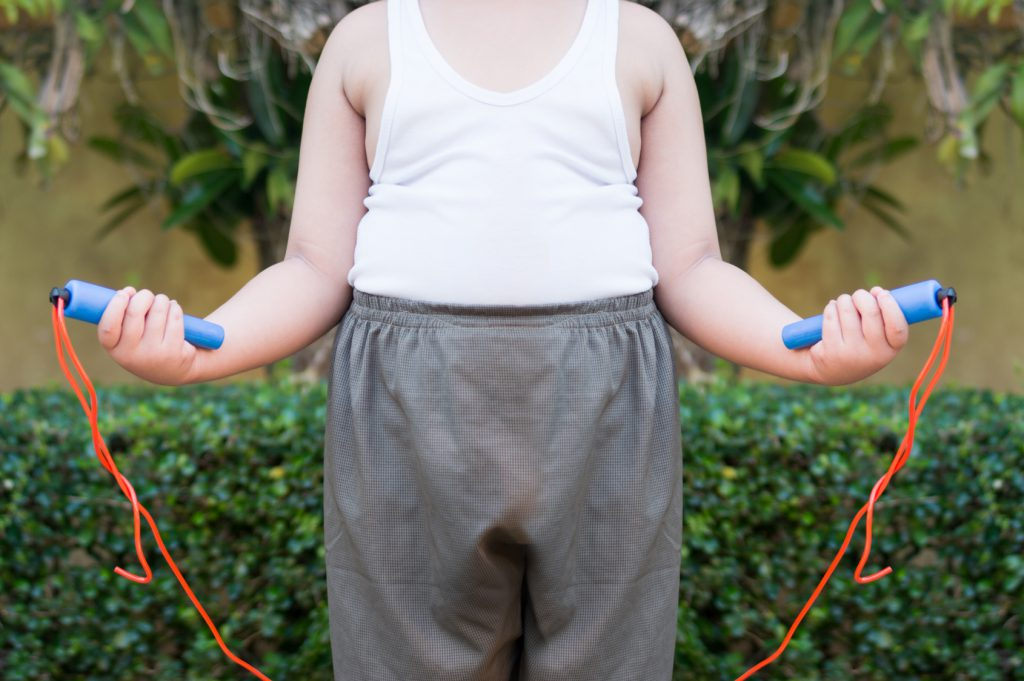 obesita sovrappeso bambini infanzia