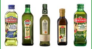 olio extravergine bertolli farchioni aldi sasso test stiftung warentest
