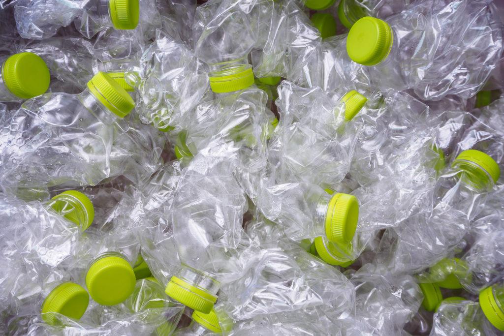 plastica bottiglie inquinamento