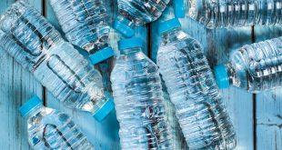 bottiglie acqua minerale plastica