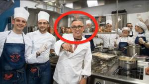 Bruno Barbieri al Fourghetti di Bologna