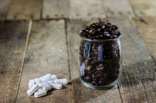 caffeina caffe chicchi integratori alimentari