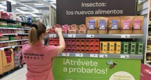 carrefour spagna insetti