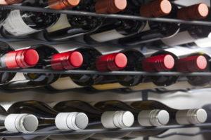 vino bottiglie tappo a vite
