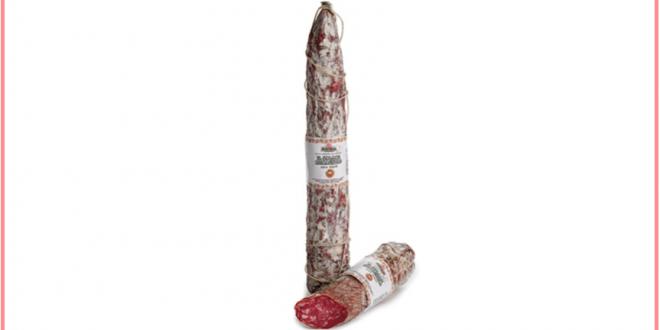 salame romagnolo senza lardello natural salumi richiamo salmonella