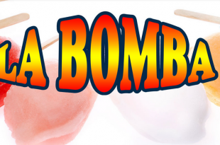 gelato la bomba