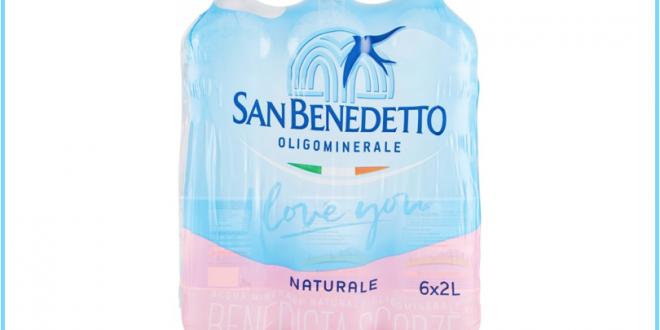 acqua san benedetto richiamo odore