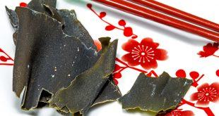 Kombu sushi alghe alga