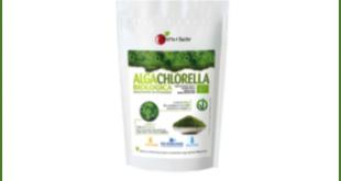 alga chlorella biologica richiamo