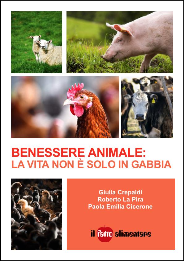 benessere animale copertina dossier 2018