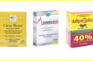 integratori alimentari adipekolina clear brain normolip 5