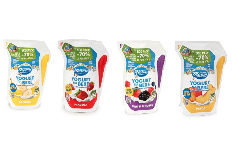 yogurt da bere meran tutti gusti