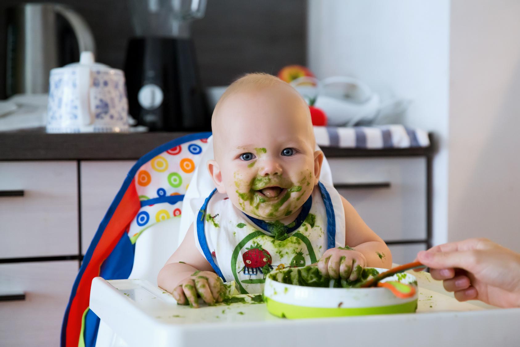 Pranzo Per Bambini Di 10 Mesi : Ricette svezzamento mesi bambino elenco cibi bimbisani e