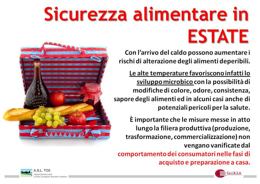 ceirsa sicurezza alimentare estate 1