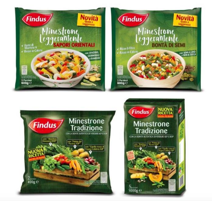 findus minestroni richiamo listeria