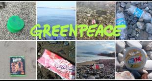 greenpeace plastica inquinamento spiagge 2
