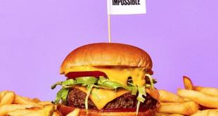 hamburger patatine impossible food
