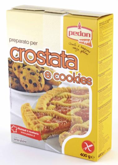 pedon preparato crostata cookies